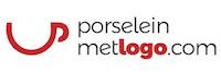 Porselein met Logo Logo