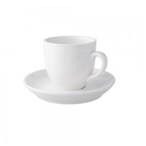 robusta koffie kop en schotel 14cl